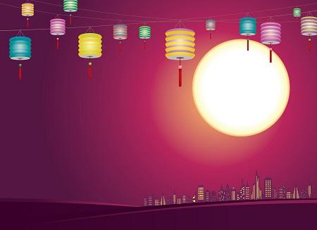 中秋节快乐英语怎么说